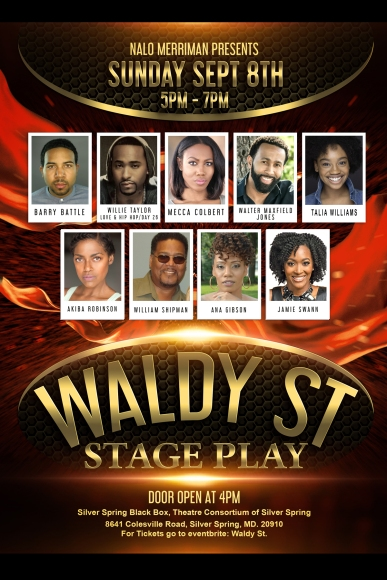 Waldy Play Flyer Designs By JHarv with VIPSTUDIOS 4x6
